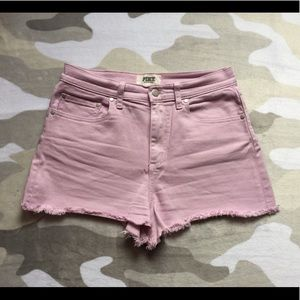 🎀$11 IF BUNDLE. Vs Pink high waist shorts
